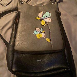 ESPE vegan leather back pack